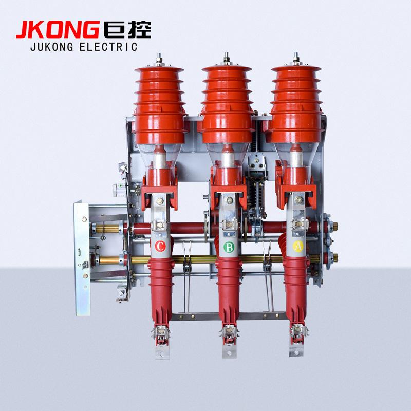 FKN12-12(RD)系列压气式负荷开关(熔断器组合电器)