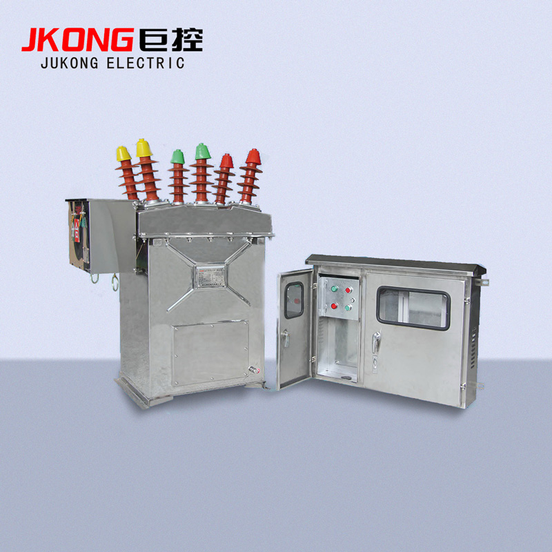 (JKW)ZW8-12C/YJ户外智能型(计量预付费型)高压真空竞博jbo官网登录