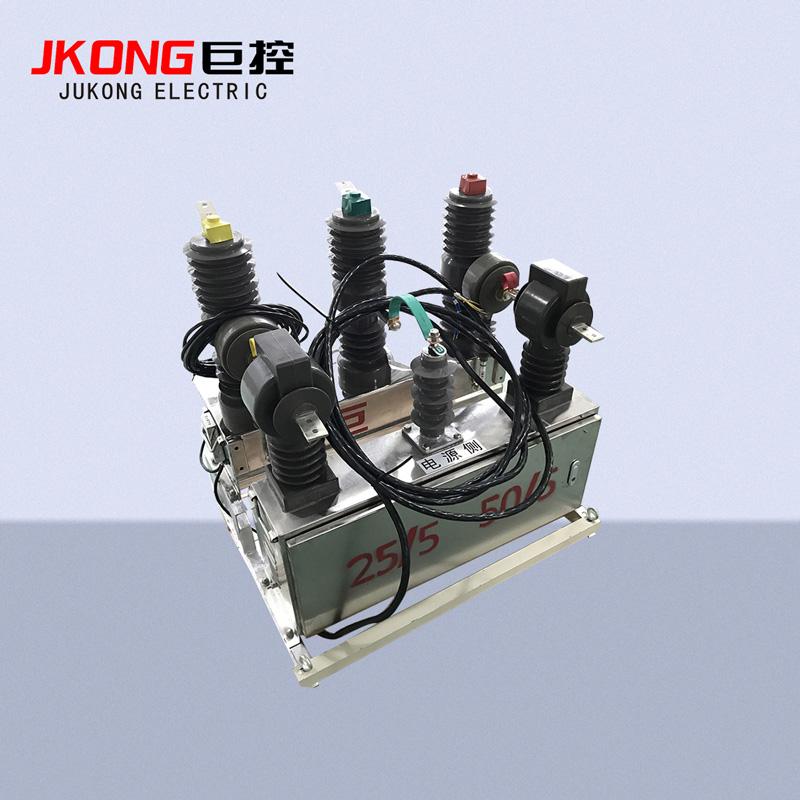 JKW32-12系列户外智能费控制竞博jbo官网登录(带计量)